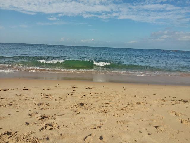 praia de Amaralina
