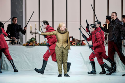 Meyerbeer: Les Huguenots - Karine Deshayes  - L'Opéra national de Paris (Photo Agathe Poupeney/OnP)