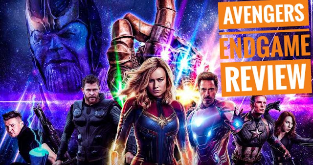 Important Events Avengers: Endgame Review