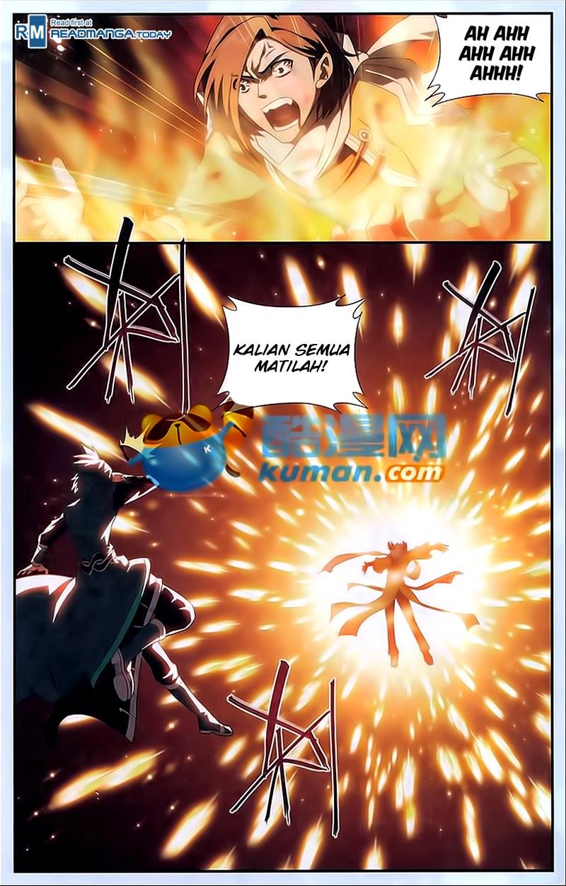 Battle Through the Heavens Chapter 178-44