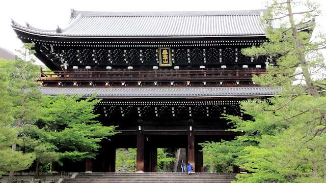 京都知恩院三門