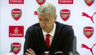 Wenger: Kami Ingin Menangkan Derby London Utara !!
