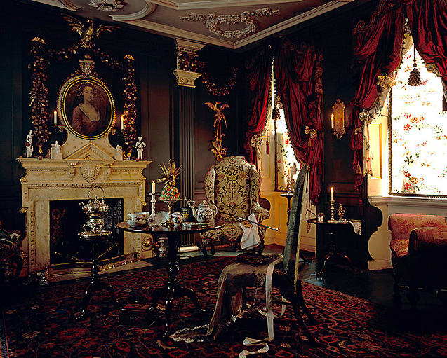 Lostpastremembered: Dennis Sever's House, London And