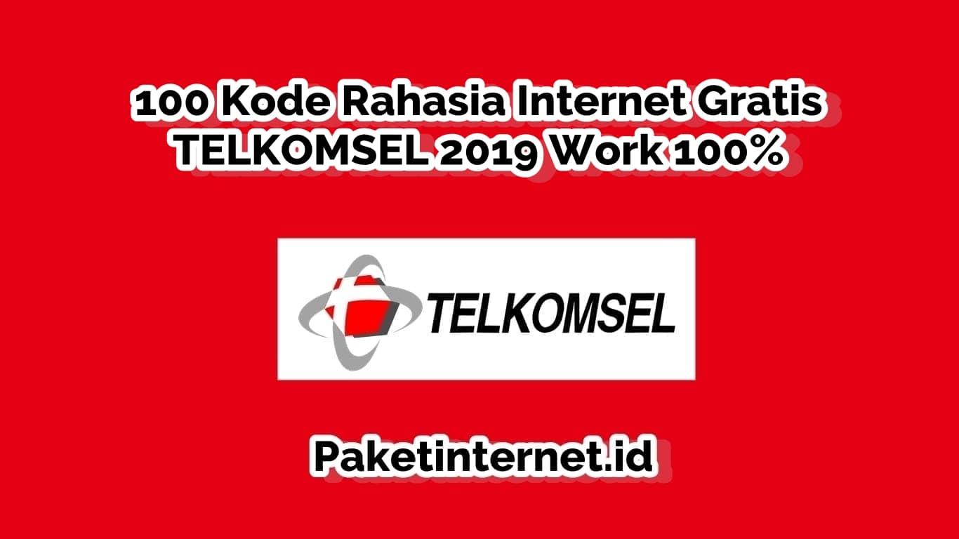 Kode Rahasia Internet Gratis Telkomsel