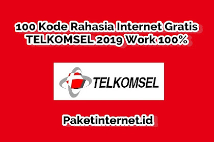 √ 100 Kode Rahasia Internet Gratis TELKOMSEL 2020 Work 100%