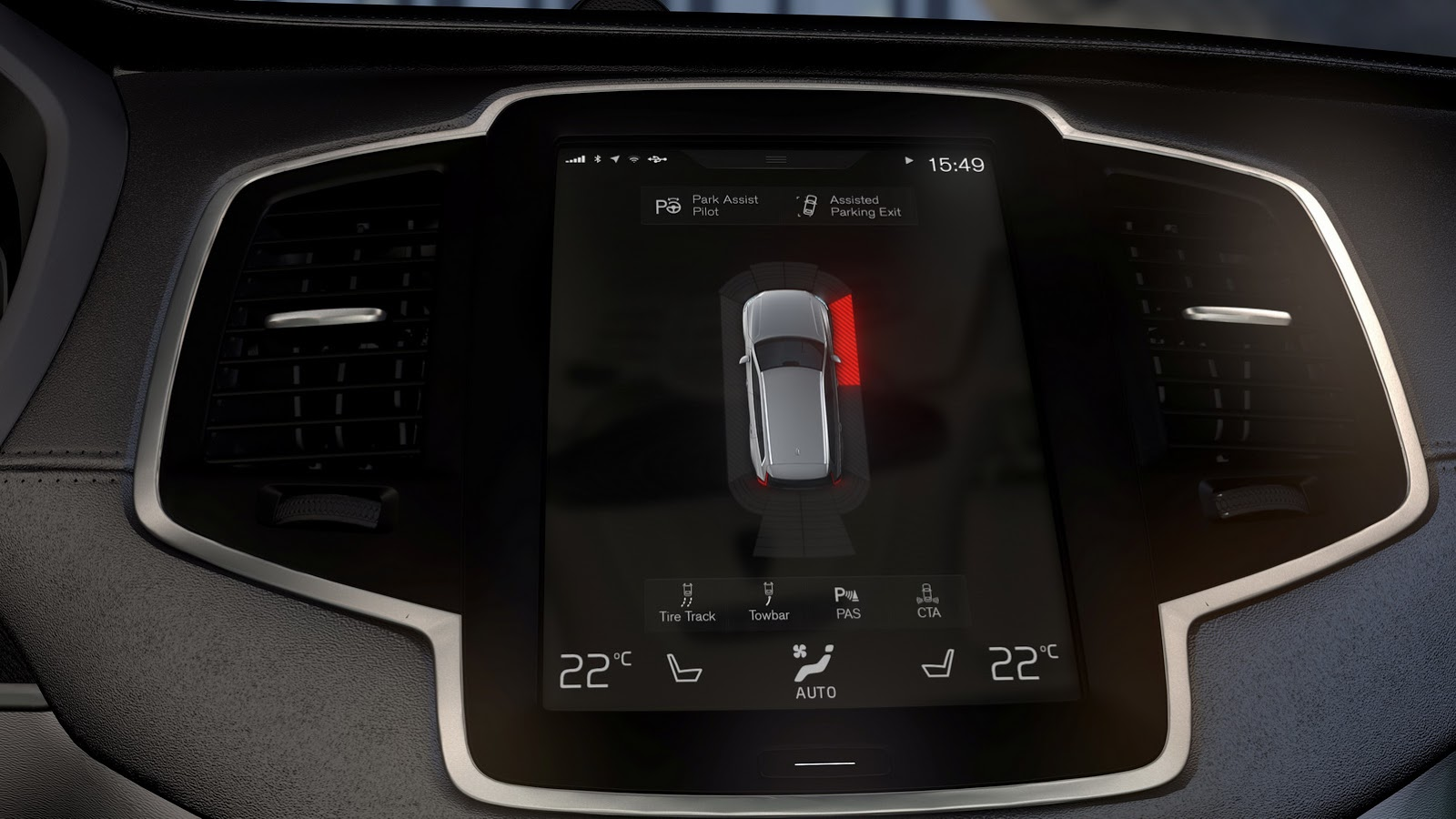 New Volvo Xc90 S Parking Assist Tricks Revealed