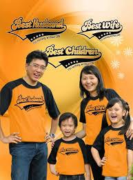 Model Baju Keluarga untuk Liburan Terbaru