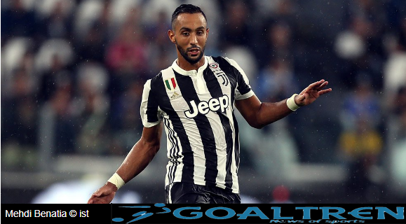 "alt=""Mehdi Benatia reveals his disappointment after they can only draw 0-0 against Barcelon"""