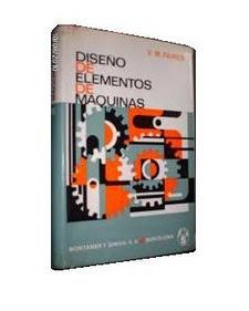 Diseño de Elementos de Máquinas, 4ta Edición – Virgil Moring Faires