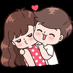 Boobib Cute Couples ( For Boy ) Vol.2