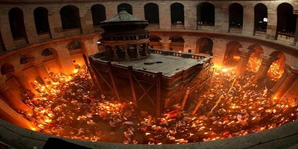 Δέος! Ο τάφος του Ιησού είναι αυθεντικός! Τι αναφέρει το National Geographic | Βίντεο