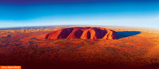 Cover Photo: Uluru (Ayers Rock)