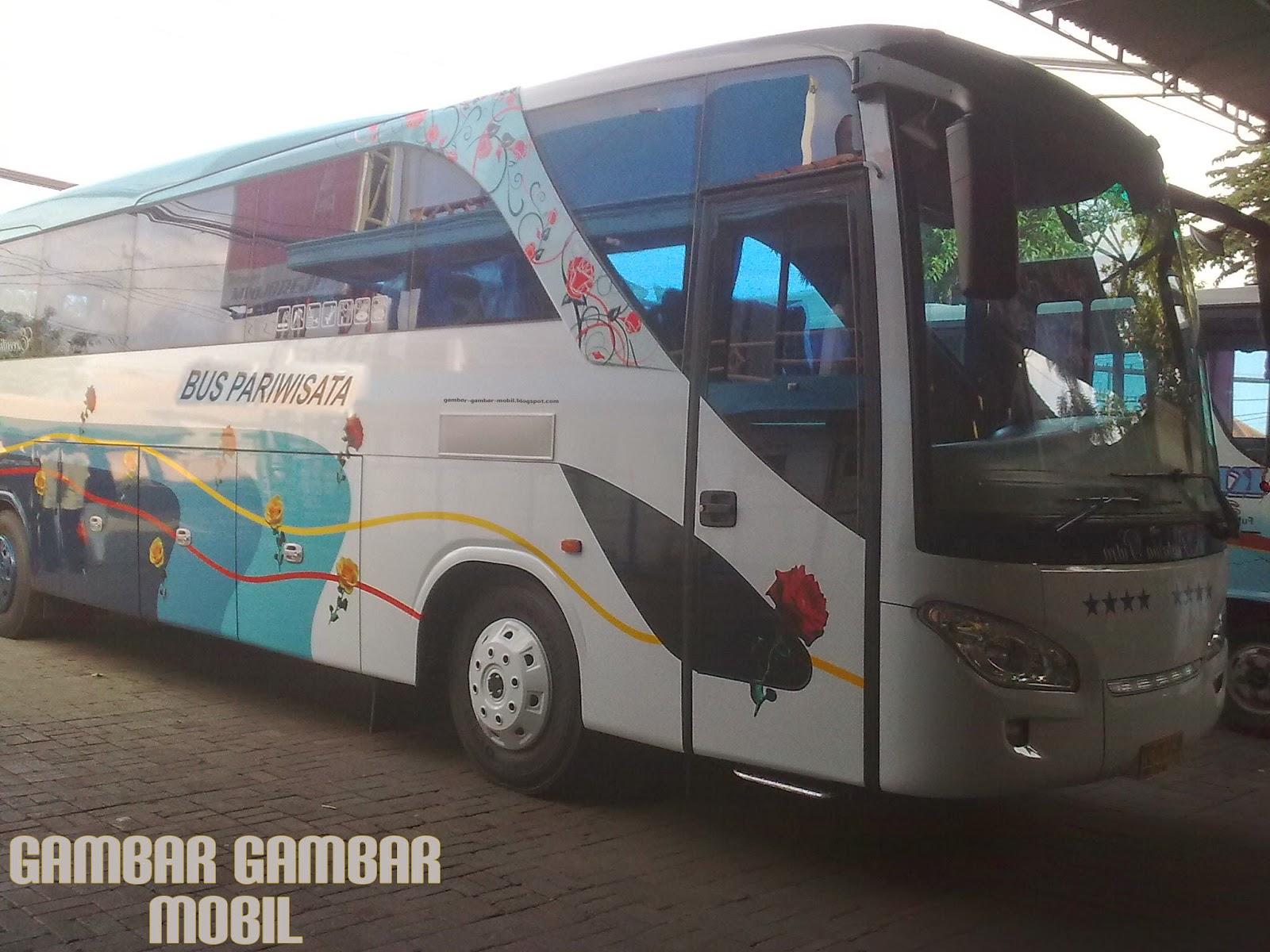 Gambar Mobil Bus Modifikasi Mobil