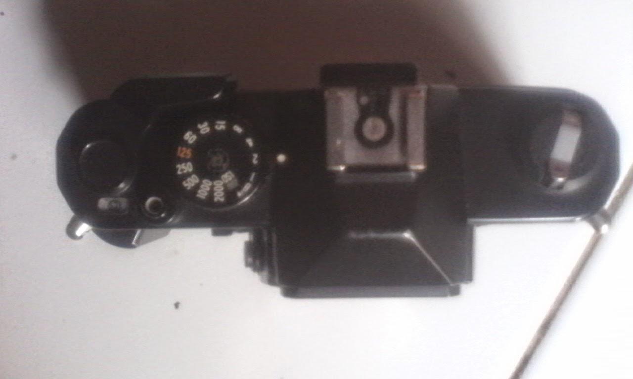 Yashica FX-3 super 2000 atas