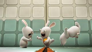 wilson dos santos Raving Rabbids lapins cretins ubisoft 2013