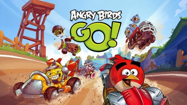 Download Angry Birds Go for Android Mobile