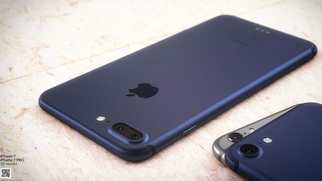 iPhone 7 ကုိ အာကာသမီးခိုးေရာင္အစား နက္ျပာေရာင္နဲ႔ အစားထိုးထုတ္လုပ္ဖြယ္ရွိ