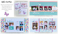 June Play Group Scrappin' and Card Makin' Classes and Kits (Little Dreamer)