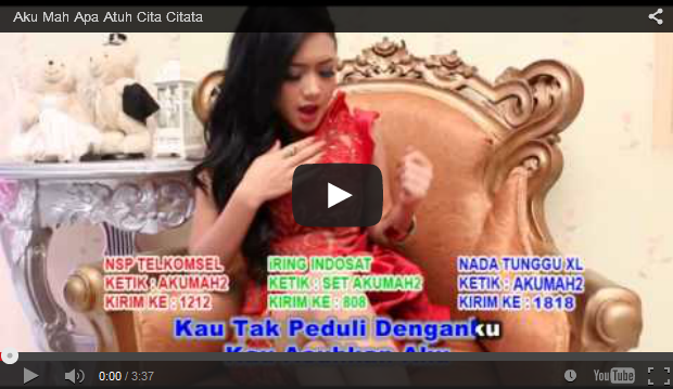 Video Klip Terbaru 2015 Cita Citata