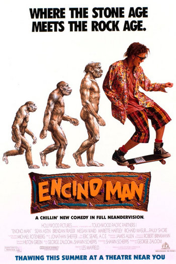 Encino Man (1992) มนุษย์หินแทรกรุ่น [ซับไทย]