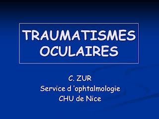 TRAUMATISMES OCULAIRES.pdf