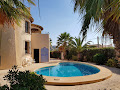 Benissa Coast - Villa with an apartment