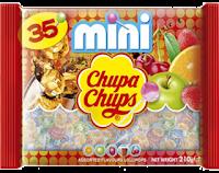 Chupa Chups mini: 24 calorias