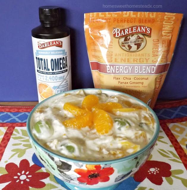Orange Creamsicle Fruit Salad: Home Sweet Homestead