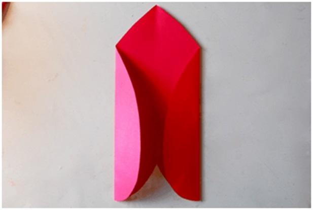 Basit Kalpli Zarf Yapımı