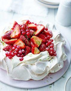 Рецепта за торта Павлова