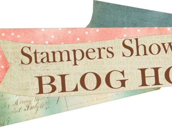 Stampers Showcase Blog Hop, Happy Birthday with Celebrate You!
