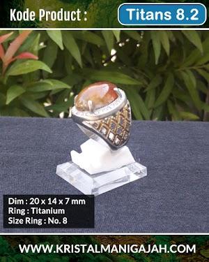 Cincin MG Titans 82