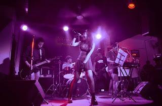 Funmi Riñoza-Lead Vocals     Seth Riñoza-Vocals/Keyboards   Sonic Duran-Lead/Rhythm    Gen Trias-Bass Guitar   Todd Bazley-Percussion    FORMER MEMBERS: Karl Claudio-Bass Guitar   Jed Robelo-Percussion   Jino Tun-Percussion
