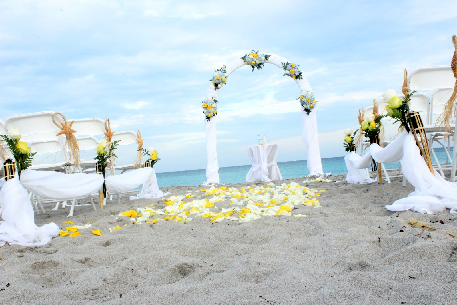Affordable Beach Weddings! 305-793-4387: Jeanie & Patrick