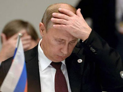 У Путіна різко обвалився рейтинг