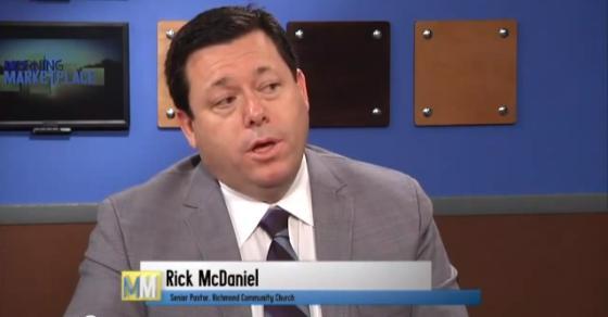Rick McDaniel
