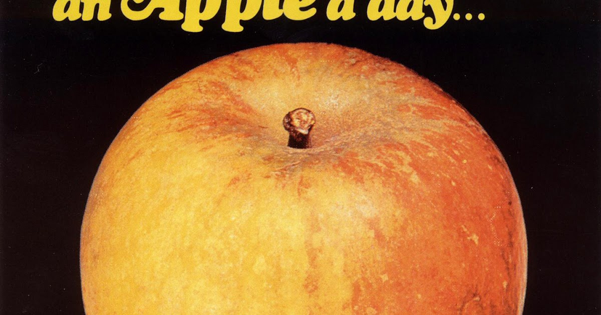 Back In Purple Apple 1969 An Apple A Day Uk Psych
