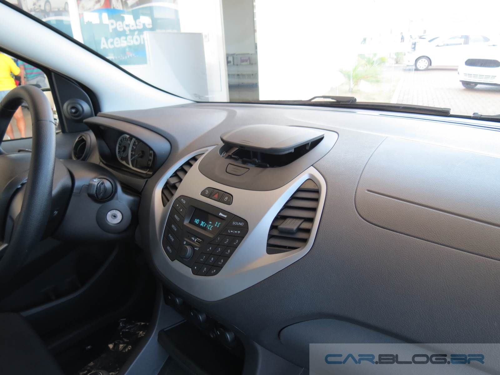 Novo Ford Ka Se