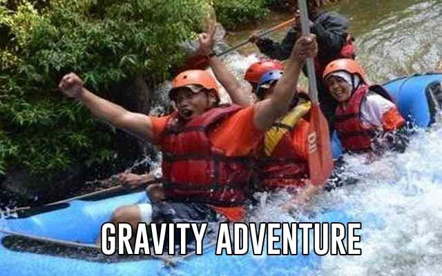 wisata rafting di bandung