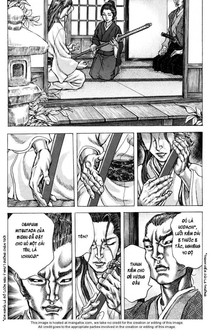 Shigurui chap 72 trang 19