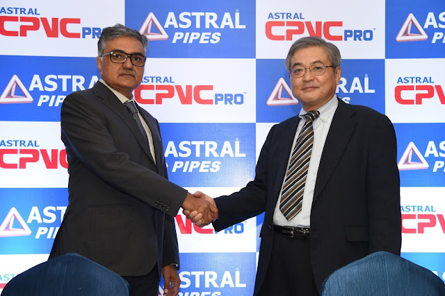 ASTRAL PIPES Launches New CPVC Plumbing Brand