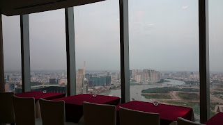 Cafe EON51 Bitexco Financial Tower