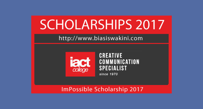ImPossible Scholarship 2017