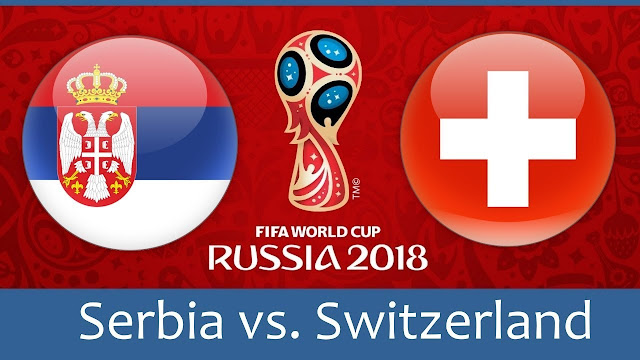 Prediksi Bola Serbia Vs Swiss 23 Juni 2018