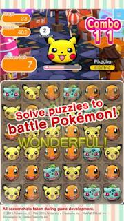 Download Pokemon Shuffle Mobile v1.8.0 Mod Apk (Max Level)