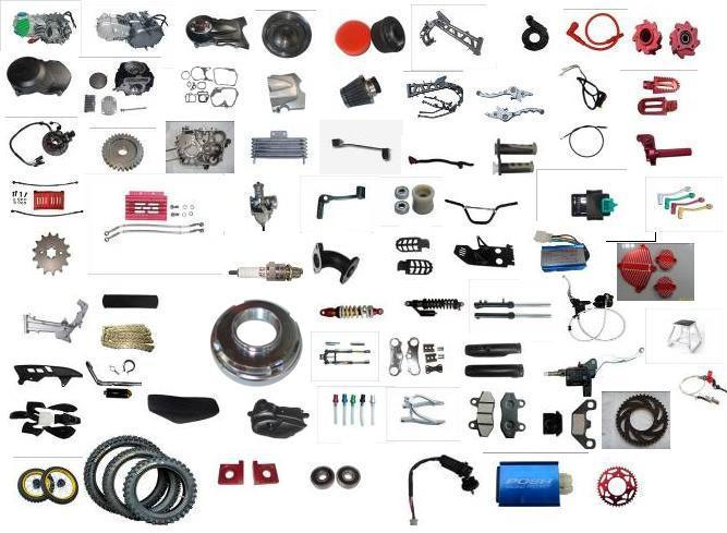 motorcycle parts: the exporting condition of china motorcycle and