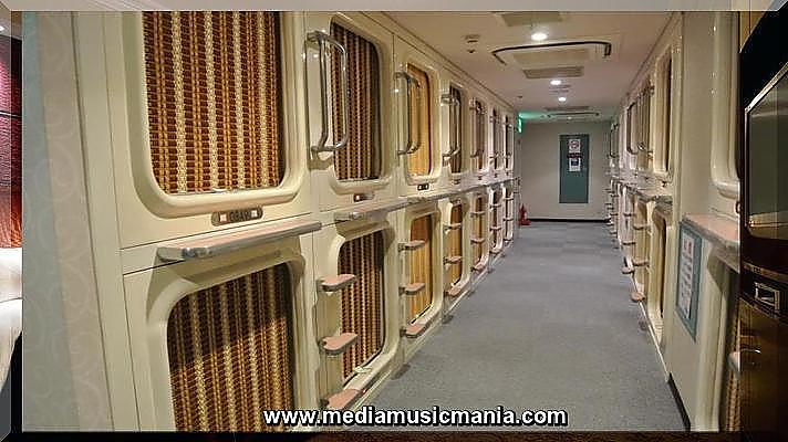 Mobile Capsule Hotel-Latest Technology