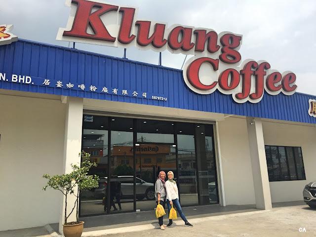 Kluang Coffee Powder Factory Johor Curitan Aqalili