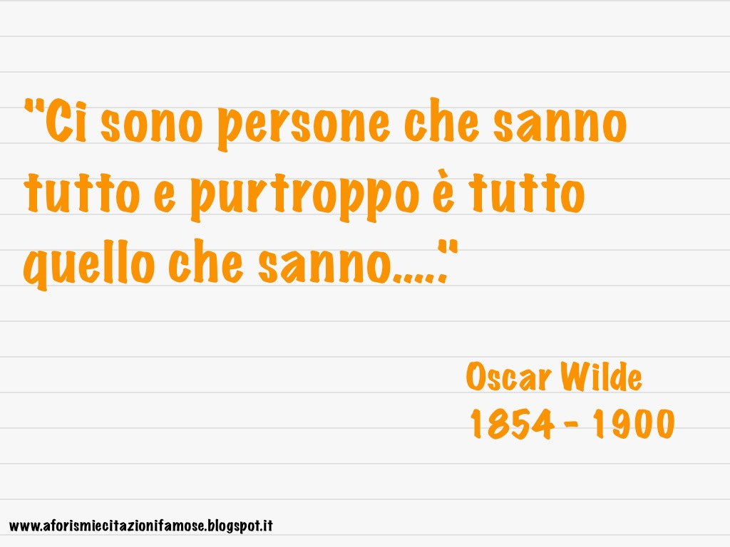Auguri Matrimonio Oscar Wilde : Frasi belle di oscar wilde