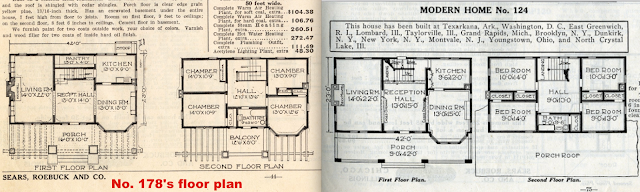 sears 178 floor plan sears 124 floor plan